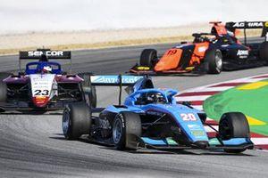 Calan Williams, Jenzer Motorsport, Roman Stanek, Charouz Racing System, Lukas Dunner, MP Motorsport