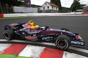 Mark Webber, Red Bull Racing RB3 Renault