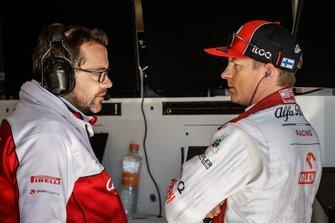 Julien Simon-Chautemps, Senior F1 Race Engineer with Kimi Räikkönen, Alfa Romeo