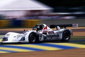 Michele Alboreto, Joest Racing