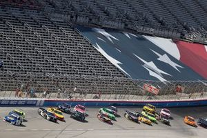 Rote Flagge: Unterbrechung auf dem Texas Motor Speedway in Fort Worth