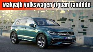 Makyajlı VW Tiguan | İlk Bakış