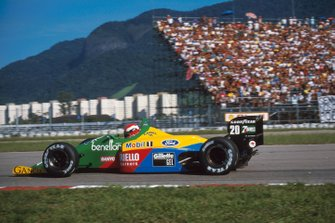 Johnny Herbert, Benetton B188