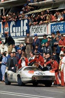 Dieter Spoerry, Rico Steinemann, Porsche 907/8