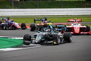 Jake Hughes, HWA Racelab and Frederik Vesti, Prema Racing