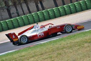 Rasmussen Oliver, F3 Tatuus 318 AR #6, Prema Powerteam