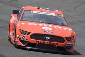 Ryan Newman Roush Fenway Racing, Ford Mustang