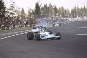 Henri Pescarolo, Matra MS120, Francois Cevert, Tyrrell, March 701