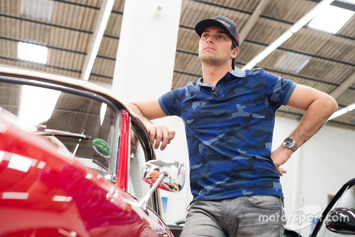 Nelsinho Piquet, primeiro campeão da Fórmula E