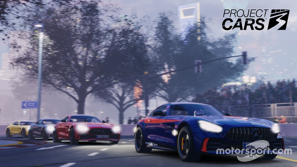 Imagen de Project CARS 3