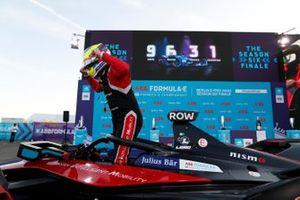 Oliver Rowland, Nissan e.Dams, Nissan IMO2, primo posto