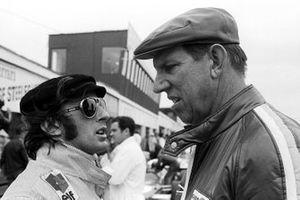 Jackie Stewart, Tyrrell, Ken Tyrrell, proprietario del Team Tyrrell, GP del Canada del 1971