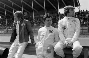 Ronnie Peterson, March, Alex Soler-Roig, March, Nanni Galli, March