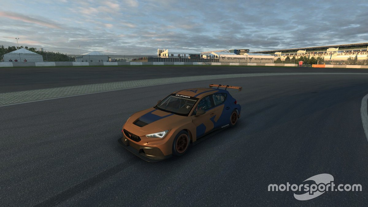 Cupra Simracing Series