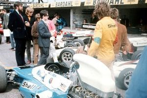 Chris Amon, Matra MS120B, GP d'Olanda del 1971