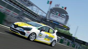 Stefano Zeni, Renault Clio Sport, Melatini Racing