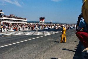 La griglia di partenza, GP di Francia del 1971