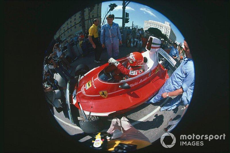 1976 - Niki Lauda, Ferrari 312T