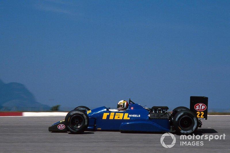 Andreas De Ceraris, Rial ACR1 Ford V8