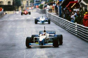 Jean Alesi, Benetton B196