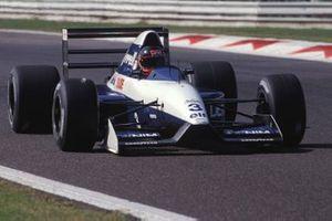Olivier Grouillard, Tyrrell 020B