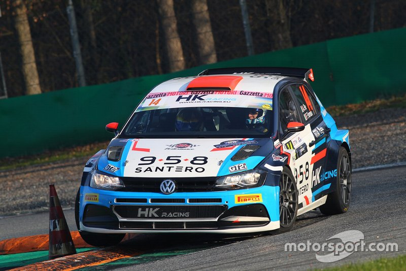 Re Alessandro, Florean Fulvio, VW Polo, Monza Rally Show