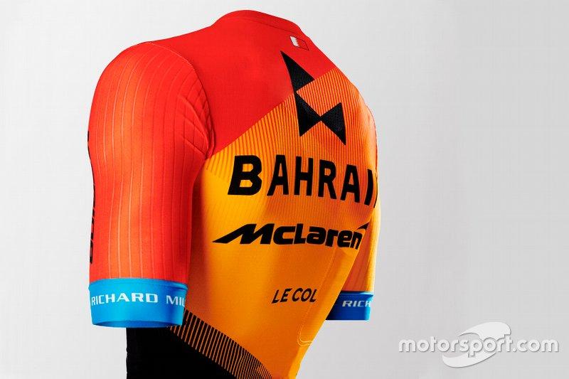 Team Bahrain Merida McLaren