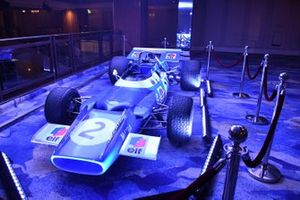 Matra MS80 driven by Sir Jackie Stewart on display