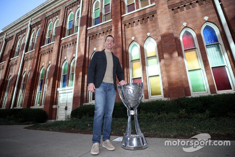 Monster Energy NASCAR Cup Series, Campeón Kyle Busch