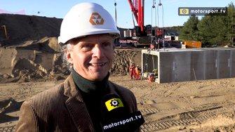 Jan Lammers interview bij media-update Circuit Zandvoort