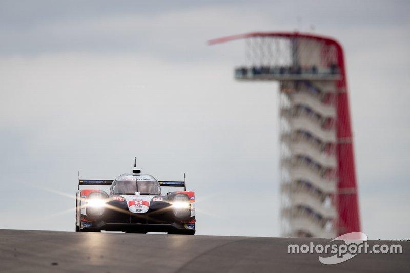 #8 Toyota Gazoo Racing - Toyota Ts050 - Hybrid: Seastien Buemi, Kazuki Nakajima, Brendon Hartley