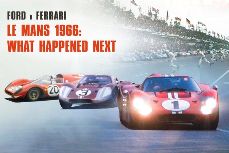 Ford v Ferrari - Ле-Ман 1966: Что случилось после?