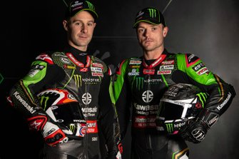 Jonathan Rea, Kawasaki Racing Team, Alex Lowes, Kawasaki Racing Team