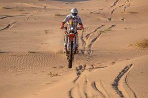 Росс Бранч, BAS Dakar KTM Racing Team, KTM 450 Rally Factory Replica (№18)