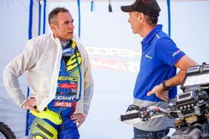 #20 Sherco TVS Rally Factory: Johnny Aubert