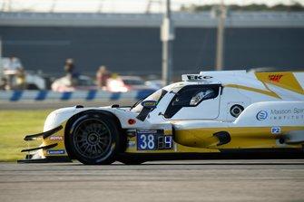 #38 Performance Tech Motorsports ORECA LMP2 07, LMP2: Cameron Cassels, Kyle Masson, Robert Masson