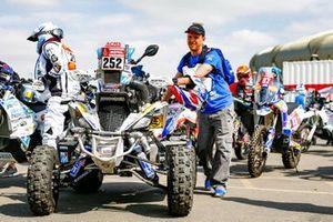 #252 SMX Racing Yamaha: Alexandre Giroud