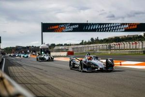 Stoffel Vandoorne, Mercedes Benz EQ Formula, EQ Silver Arrow 01 leaving the pit lane