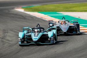 James Calado, Jaguar Racing, Jaguar I-Type 4 Stoffel Vandoorne, Mercedes Benz EQ Formula, EQ Silver Arrow 01