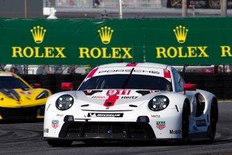 #911 Porsche GT Team Porsche 911 RSR - 19, GTLM: Matt Campbell, Nick Tandy, Fred Makowieckix