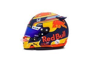 Alexander Albon 2020 helmet