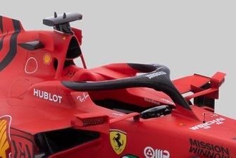 Кокпит Ferrari SF1000