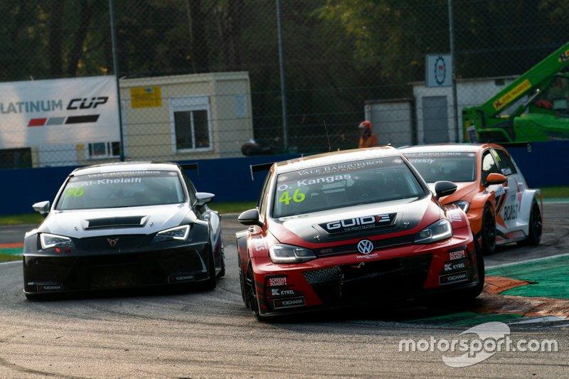 Olli Kangas, WestCoast Racing Volkswagen Golf GTI TCR
