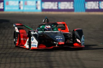 Kelvin van der Linde, Rookie Test Driver for Audi Sport ABT Schaeffler, Audi e-tron FE06