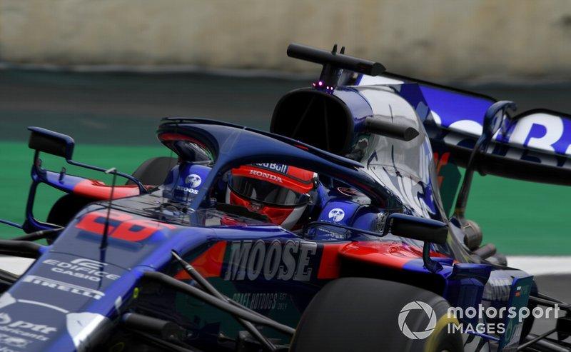 16º - Daniil Kvyat, Toro Rosso STR14