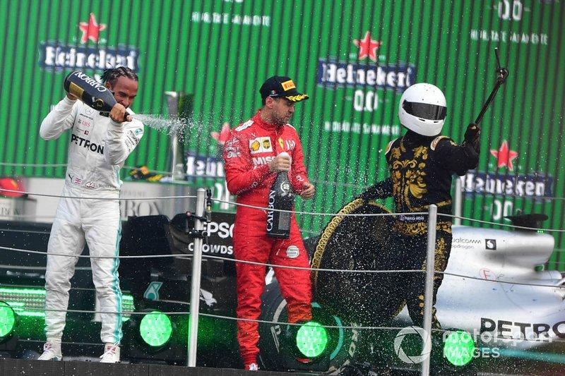 GP de México - 2° Vettel