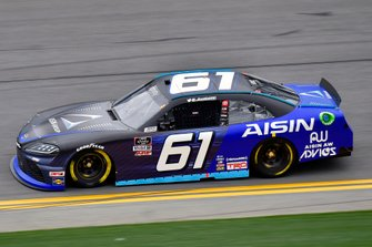 Austin Hill, Hattori Racing Enterprises, Toyota Supra AISIN Group