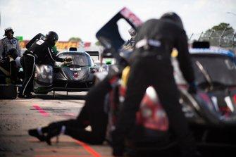 #6 Performance Tech Motorsports Ligier JS P3: Blake Mount, Dan Goldburg, Baylor Griffinduring