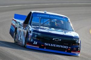 Brett Moffitt, GMS Racing, Chevrolet Silverado Plan B Sales