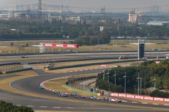 #8 Toyota Gazoo Racing Toyota TS050 - Hybrid: Sébastien Buemi, Kazuki Nakajima, Brendon Hartley leads